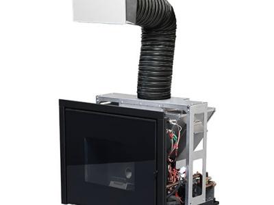 VIVO 80 PELLET COMFORT AIR SLIM 10.5 KW
